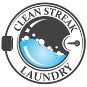 Clean-streak-laundry-logo